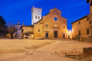 Cathedral of Santa Maria Assunta e San Genesio in San Miniato
