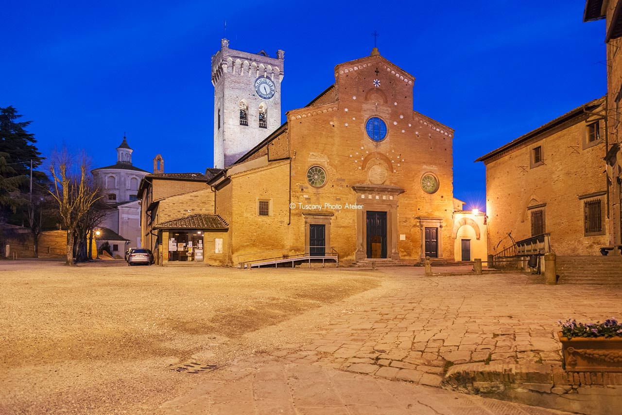 Guided tour of Cathedral of Santa Maria Assunta e San Genesio in San Miniato
