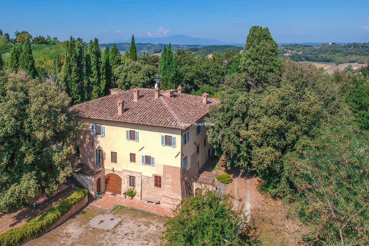 Villa di Moriolo San Miniato