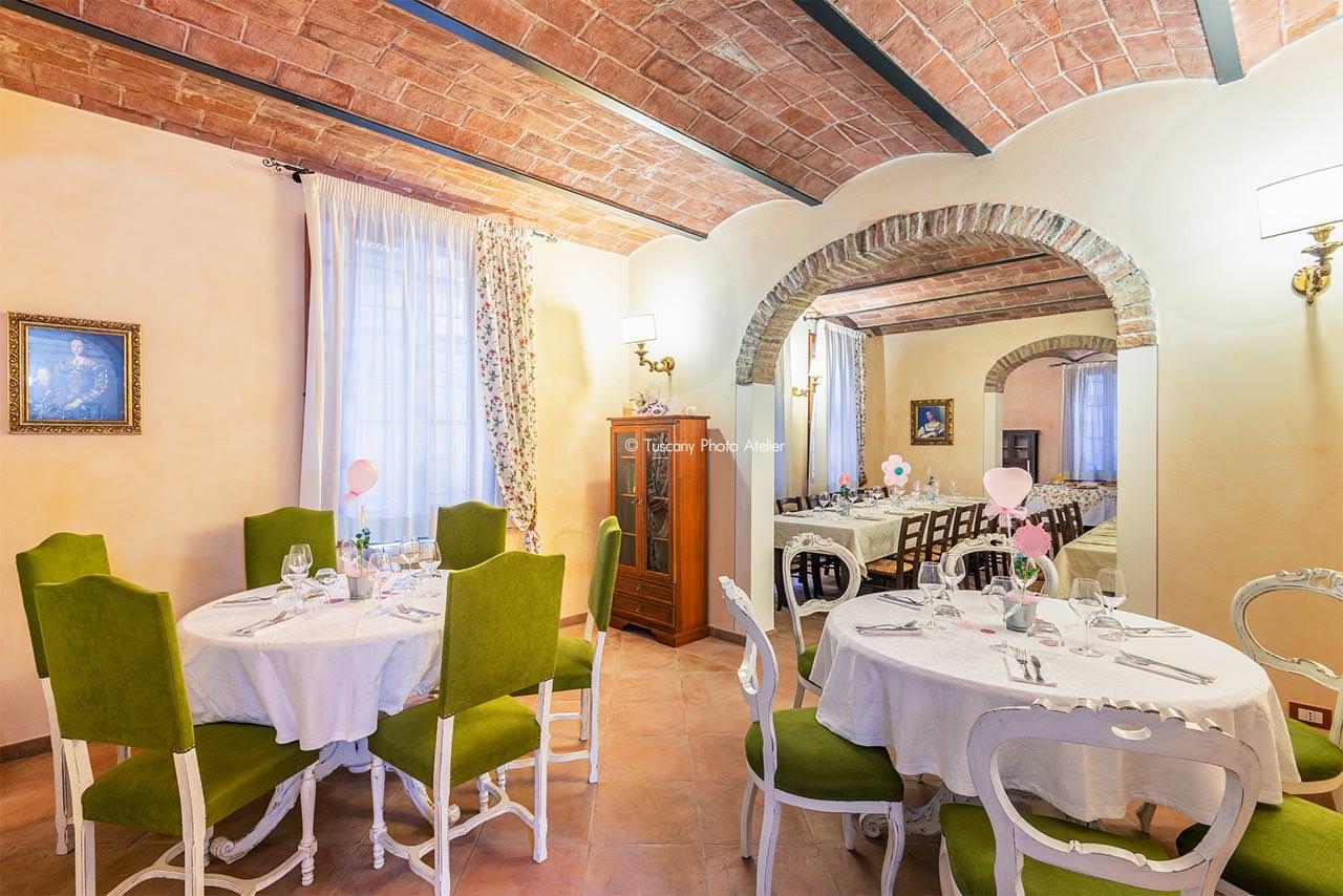 Sala eventi e Cerimonie a Villa di Moriolo San Miniato
