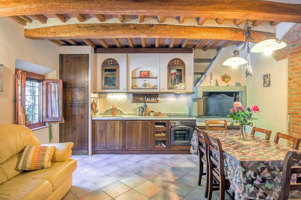 Appartamento Villa di Moriolo a San Miniato