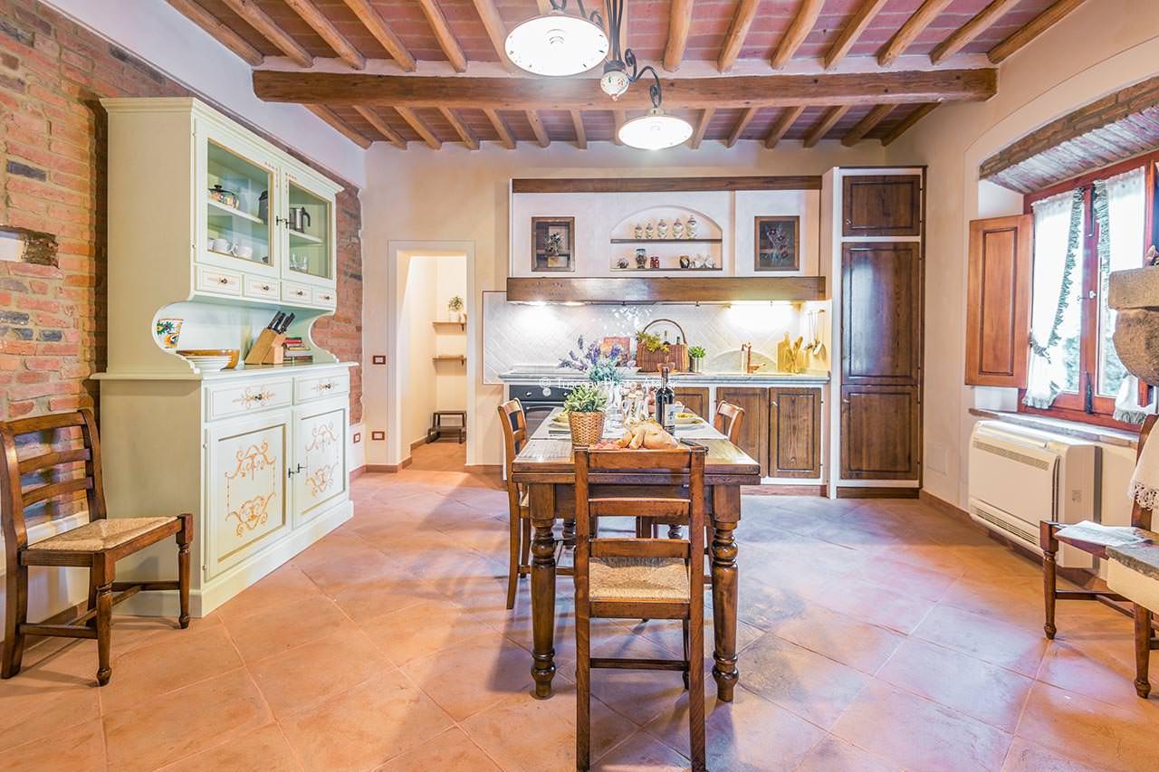 Cucina Agriturismo Villa di Moriolo