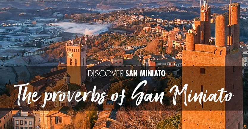 The proverbs of San Miniato