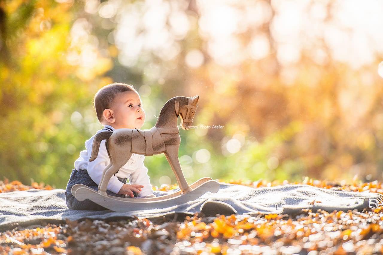 Servizio Fotografico per Bambini a San Miniato