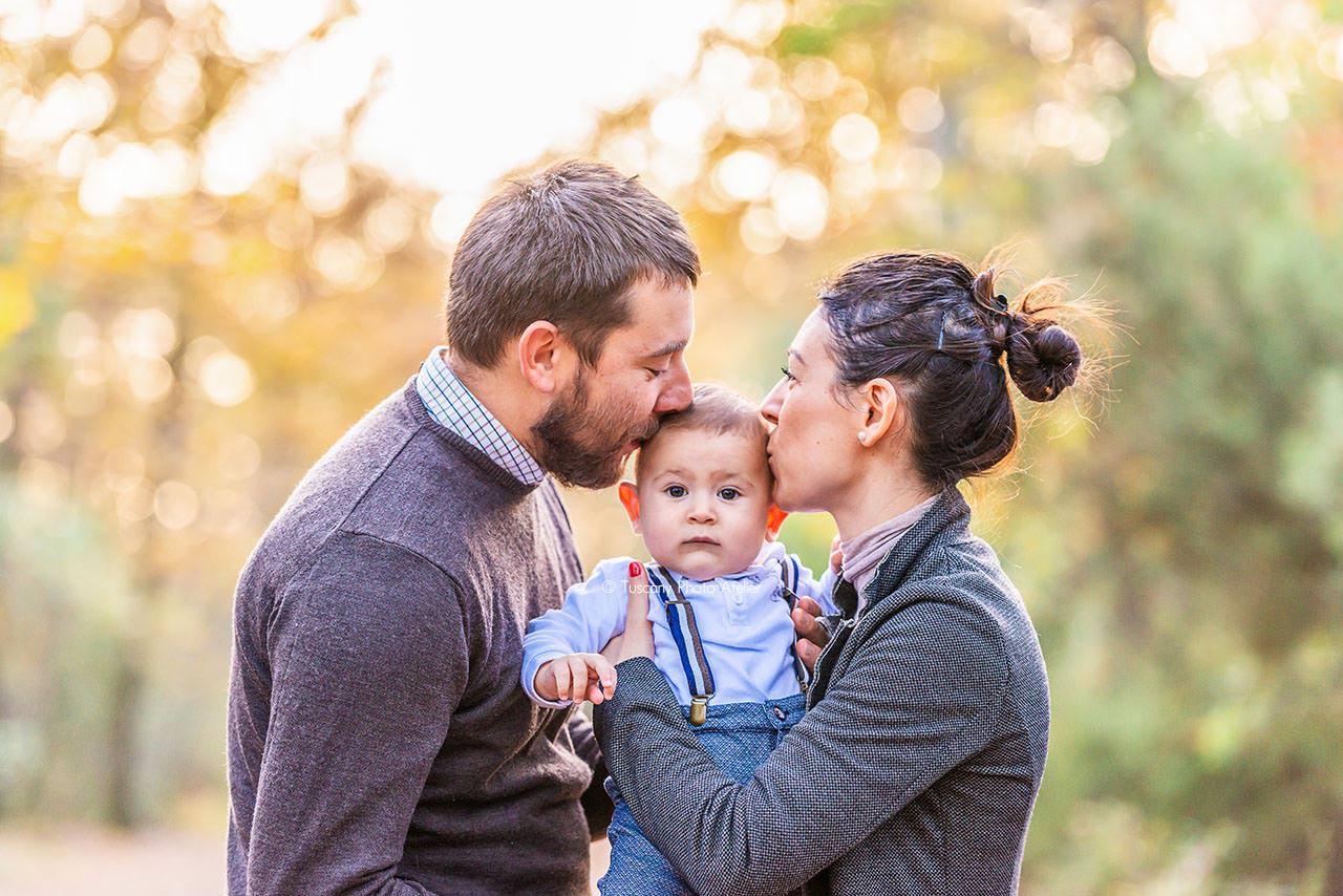 Servizio Fotografico per Famiglia e Neonati in Toscana