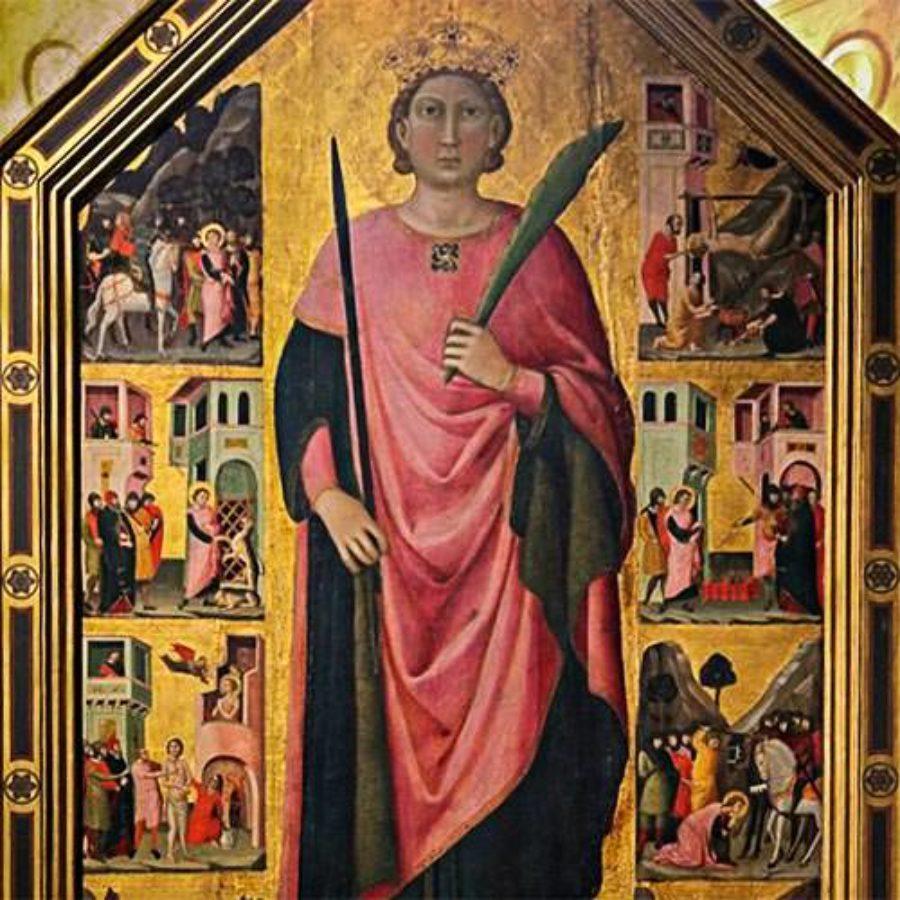 The history of Saint Miniato