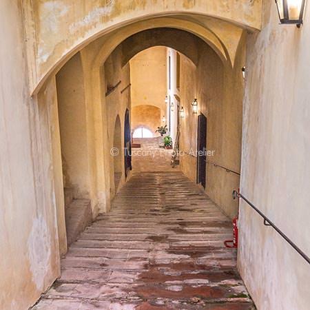 La Via Angelica a San Miniato Pisa