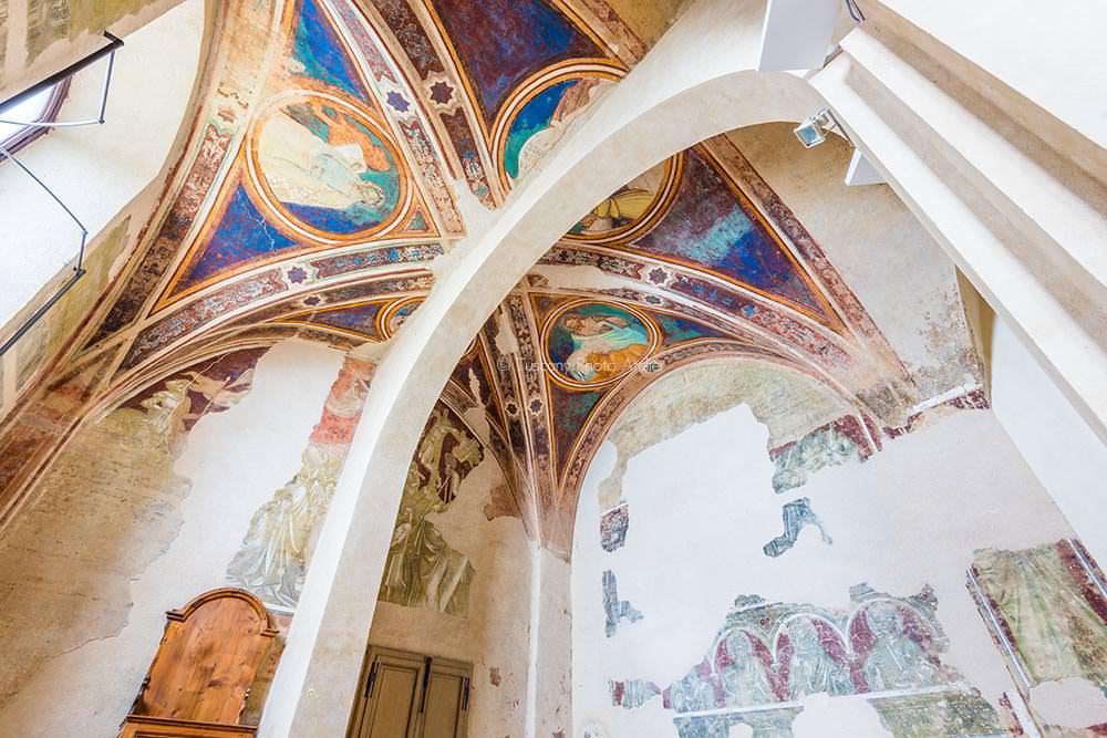 Cappella di San Pietro Martire, Via Angelica, San Miniato