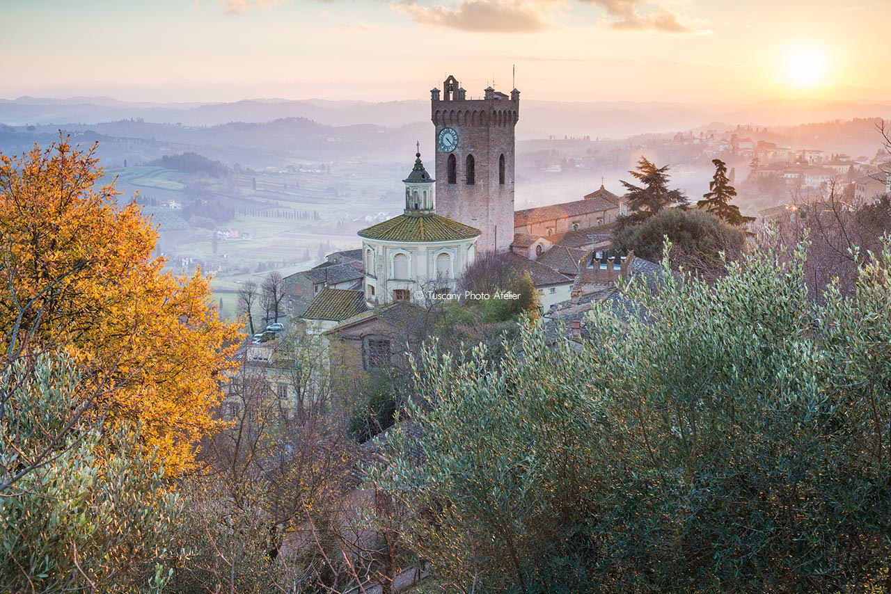 Weekend in Tuscany in San Miniato