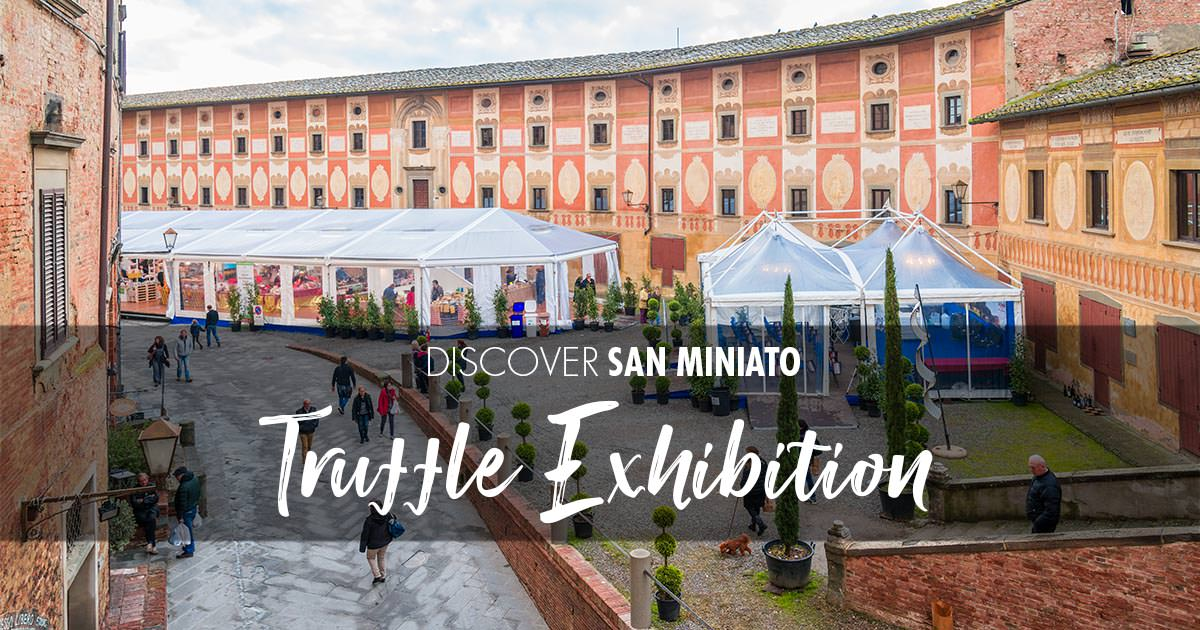 San Miniato White Truffle National Exhibition