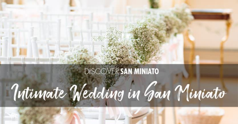 Locations for intimate wedding in Tuscany