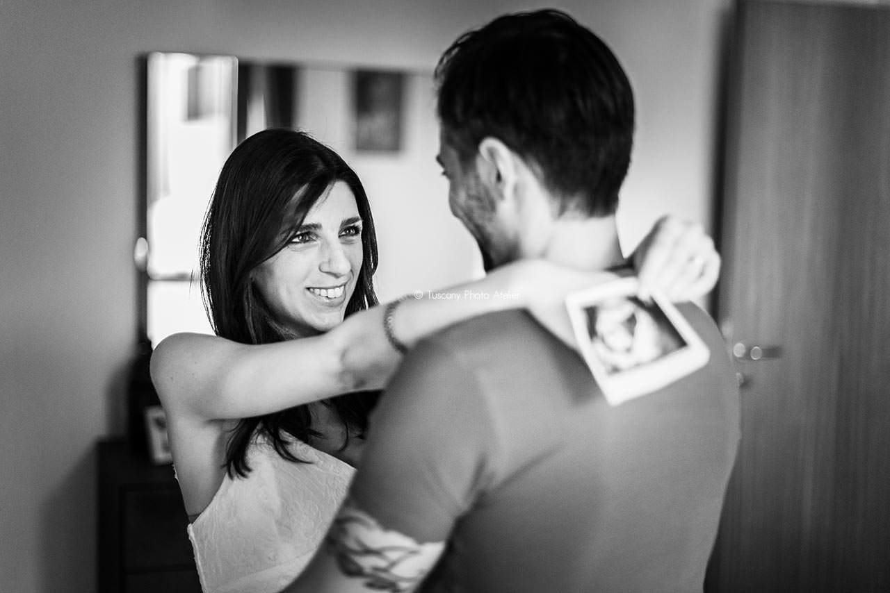 Fotografo gravidanza in Toscana