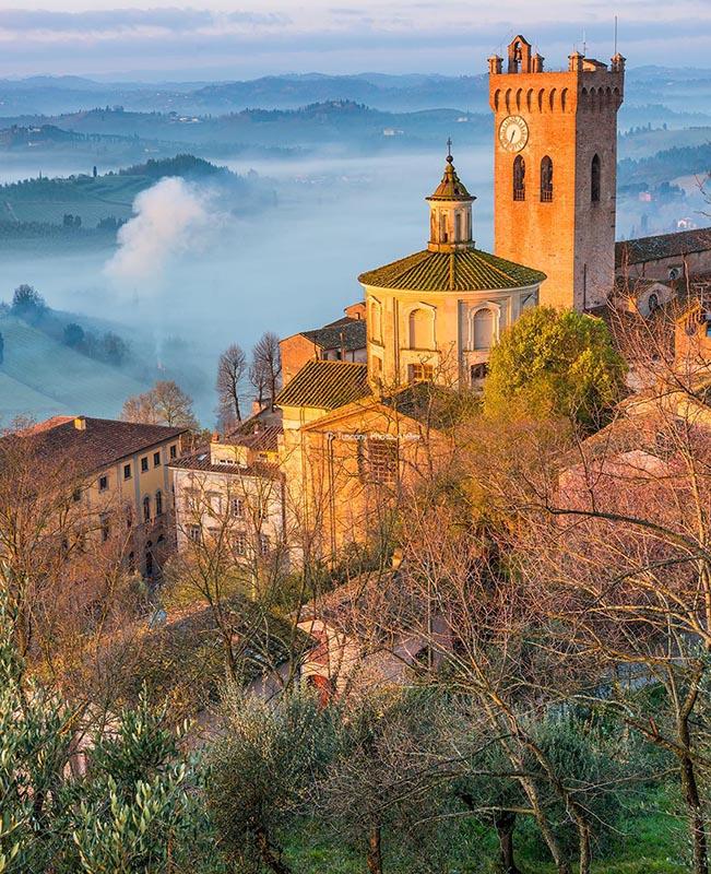 San Miniato guided tour