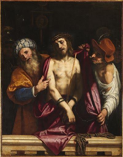 Ecce Homo of Lodovico Cardi