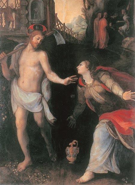 Noli Me Tangere of Lodovico Cardi