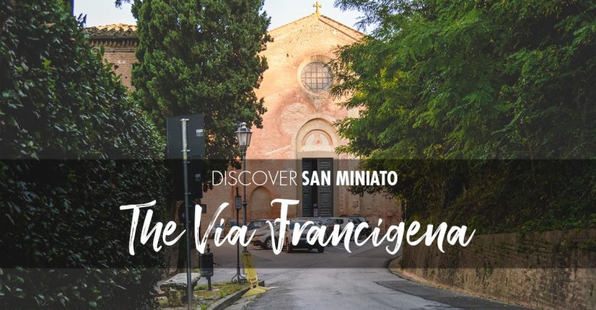 The Via Francigena